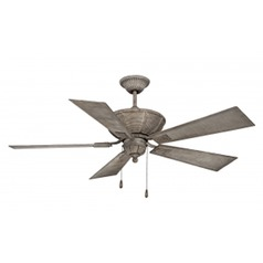 Savoy House Lighting Danville Aged Wood Ceiling Fan Without Light