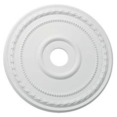 Quorum Lighting Studio White Medallion