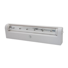 Lancer & Loader Lighting White 13-Inch Linear Light
