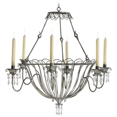 Cyan Design Somerset Rustic Candle Chandelier