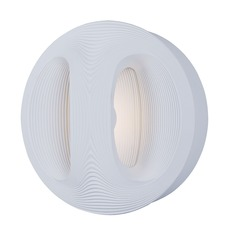 Maxim Lighting Influx White LED Outdoor Wall Light