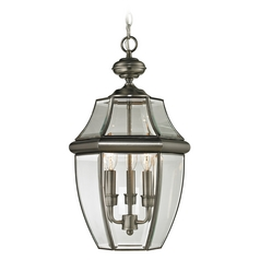 Cornerstone Lighting Ashford Antique Nickel Outdoor Hanging Light
