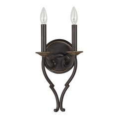 Capital Lighting Wyatt Surrey Sconce