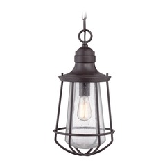 Quoizel Marine Western Bronze Outdoor Hanging Light