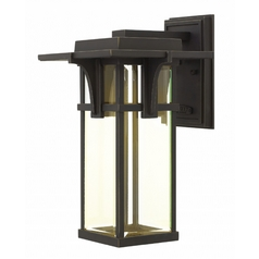 Hinkley Lighting Manhattan LED Outdoor Wall Light