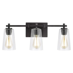 Feiss Lighting Mercer Oil Rubbed Bronze Bathroom Light
