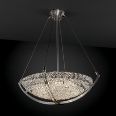 Justice Design Group Veneto Luce Collection Pendant Light