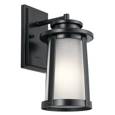 Marine / Nautical Outdoor Wall Light Black Harbor Bay by Kichler Lighting