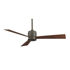 Fanimation Fans Ceiling Fan with Three Blades FP4620OB