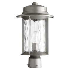Quorum Lighting Charter Graphite Post Lighting