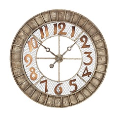 Sterling Lighting Montana Clock