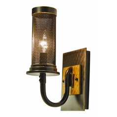 Kalco Lighting Bentham Natural Iron Sconce