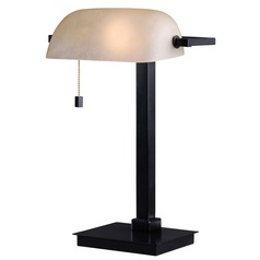 Kenroy Home Lighting Wall Street Oil Rubbed Bronze Task / Reading Lamp
