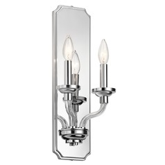Kichler Lighting Loula Chrome Wall Lamp