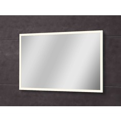 Qute Rectangle 24-Inch Illuminated Mirror