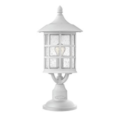 Hinkley Lighting Freeport Classic White Post Light