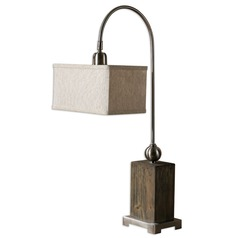 Uttermost Abilene Wooden Accent Lamp