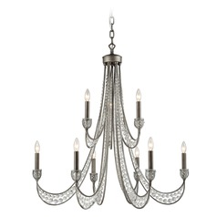 Elk Lighting Renaissance Weathered Zinc Chandelier