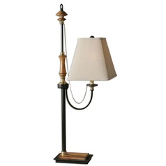 Uttermost Rubiera Metal Buffet Lamp