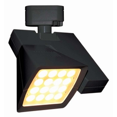 WAC Lighting Black LED Track Light J-Track 3000K 2279LM