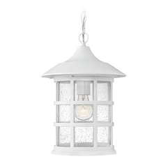Hinkley Lighting Freeport Classic White Outdoor Hanging Light