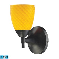 Elk Lighting Celina Polished Chrome LED Sconce