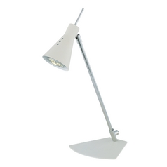 Lite Source Lighting Leivik Chrome LED Desk Lamp