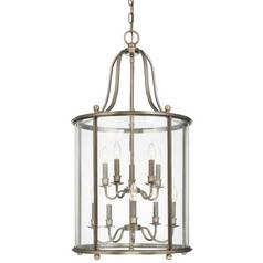 Hudson Valley Lighting Bronze Cage Chandelier with 10 Lights 1320-DB