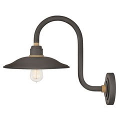 Hinkley Lighting Foundry Museum Bronze / Brass Barn Light