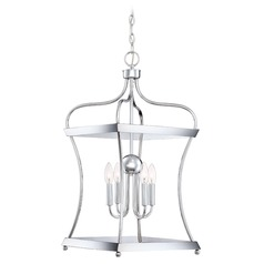Quoizel Lighting Nobility Polished Chrome Pendant Light