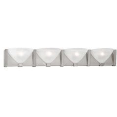 Four-Light Bathroom Light