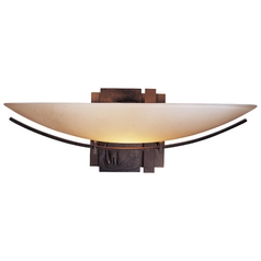 Hubbardton Forge Lighting Single-Light Sconce 20-7370-05-H90