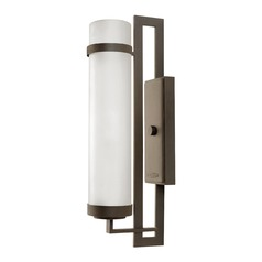 Hinkley Lighting Cordillera Buckeye Bronze LED Outdoor Wall Light