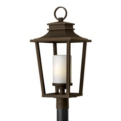 Hinkley Lighting Sullivan Oil Rubbed Bronze Post Light