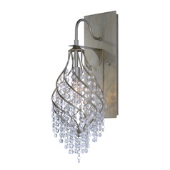 Maxim Lighting Twirl Golden Silver Sconce