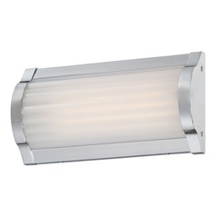 George Kovacs Verin Chrome LED Bathroom Light