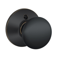 Schlage Rounded Knob Dummy Trim F170-PLY-716