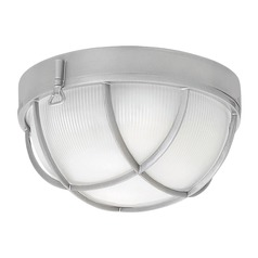 Hinkley Lighting Marina Hematite Close To Ceiling Light