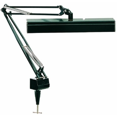 Lite Source Lighting Solare Clamp Desk Lamp