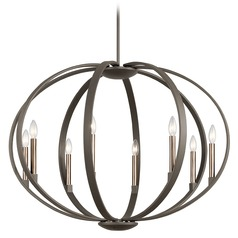 Kichler Lighting Elata Olde Bronze Pendant Light