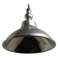 Vintage Dome Mini-Pendant Light