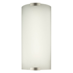 Hart Lighting Speed Tall Satin Nickel Sconce