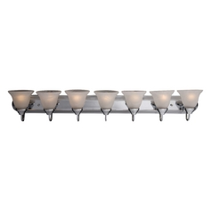 Maxim Lighting Essentials Chrome Bathroom Light