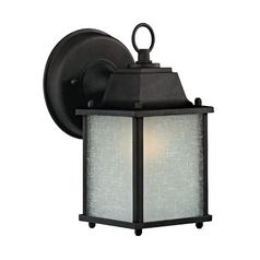 8-3/4-Inch Outdoor Wall Light