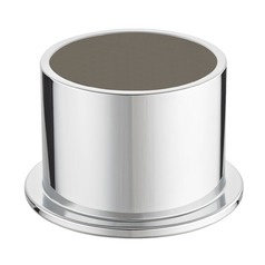 Chrome Light Socket Cover