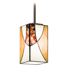 Kichler Mini-Pendant Light with Art Glass