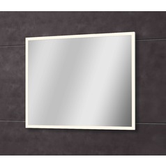 Qute Rectangle 30-Inch Illuminated Mirror