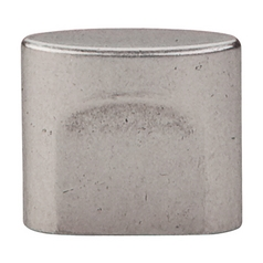 Modern Cabinet Knob in Pewter Antique Finish