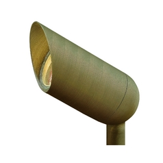 Modern LED Flood / Spot Light in Matte Bronze Finish
