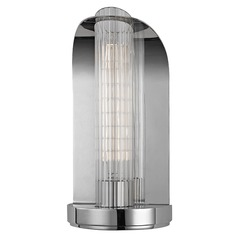 Medfield ADA 1 Light Sconce - Polished Nickel